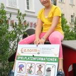 Spielplatz-Sicherheitstipps in der E-Norm-App