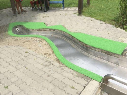 Bodensanierung in Graz-Augartenbad