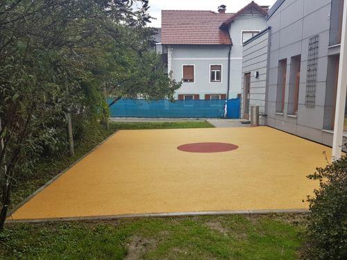 Kunstrasen-Terrassenbelag in Hart bei Graz